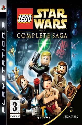 Lego Star Wars The Complete Saga Essentials on PS3