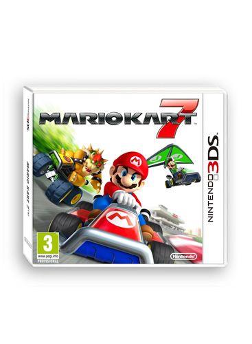 Mario Kart 7 on Nintendo 3DS
