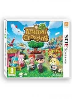 Animal Crossing New Leaf on Nintendo 3DS