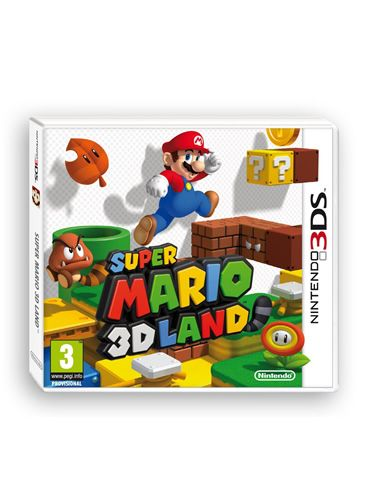 Super Mario 3D Land on Nintendo 3DS