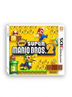 New Super Mario Bros 2 on Nintendo 3DS