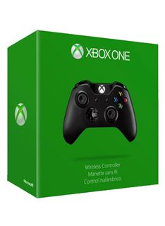 Xbox One Official Wireless Controller (New version with 3.5mm headset jack socket) on Xbox One