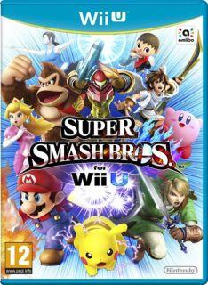 Super Smash Bros  on Nintendo Wii U