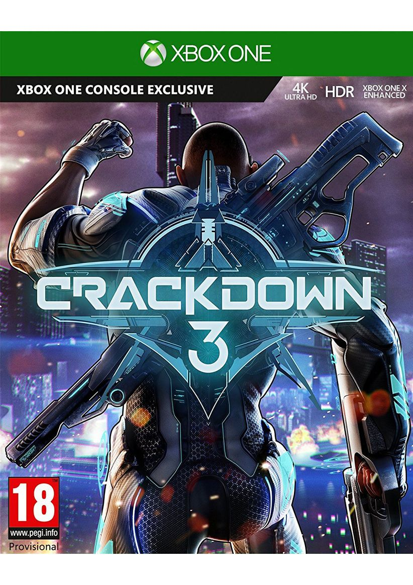 Crackdown 3 on Xbox One
