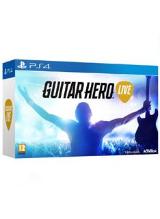 Guitar Hero Live  Includes Guitar Controller on PS4