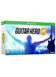 Guitar Hero Live  Includes Guitar Controller on Xbox One