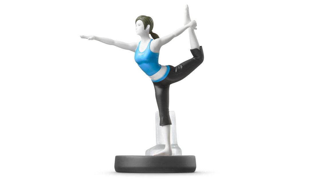 Amiibo Smash Wii Fit Trainer On Nintendo Wii U | SimplyGames
