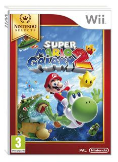 Nintendo Selects Super Mario Galaxy 2 on Nintendo Wii