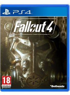 Fallout 4 on PS4
