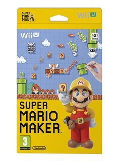 Super Mario Maker on Nintendo Wii U