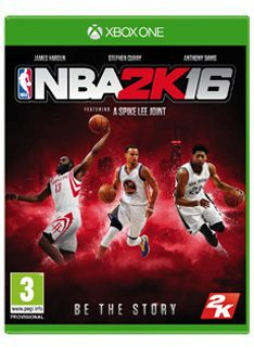 Video Games NBA 2K16 on Xbox One