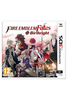 Video Games Fire Emblem Fates: Birthright on Nintendo 3DS