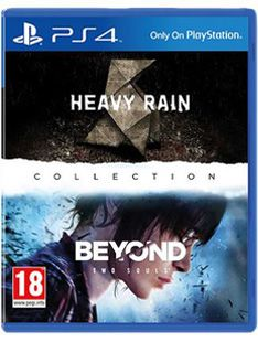 Click to view product details and reviews for Heavy Rain Beyond Two Souls Collection On Ps4.