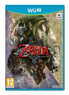 The Legend of Zelda Twilight Princess HD on Nintendo Wii U