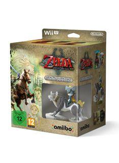 The Legend of Zelda Twilight Princess HD  amiibo & SoundTrack CD on Nintendo Wii U