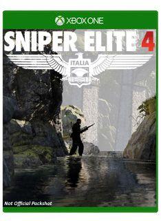 Sniper Elite 4 on Xbox One