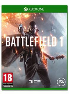 Video Games Battlefield 1 on Xbox One