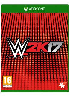 Video Games WWE 2K17 on Xbox One