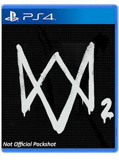 Video Games Watch Dogs 2 on PS4