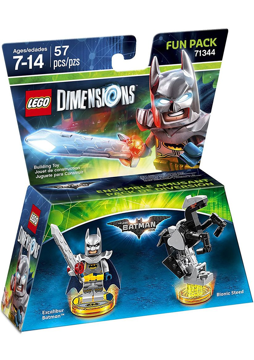lego dimensions lego batman movie fun pack on ps4. Black Bedroom Furniture Sets. Home Design Ideas