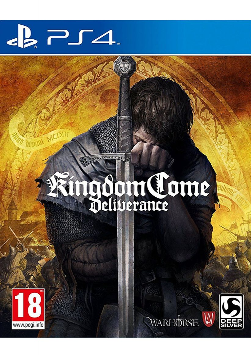 Kingdom Come Deliverance on PlayStation 4