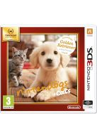 Nintendogs and Cats 3D - Golden Retriever... on Nintendo 3DS