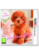 Nintendogs and Cats 3D - Poodle... on Nintendo 3DS
