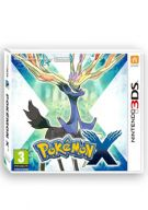 Pokemon X... on Nintendo 3DS