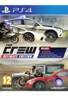 The Crew Ultimate Edition... on PS4
