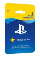Sony Playstation Plus 90 Day Subscription (UK Only)... on PS3