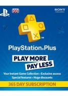 Sony Playstation Plus 12 Month Subscription (UK Only)... on PS3
