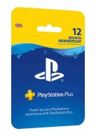 Sony Playstation Plus 12 Month Subscription (UK Only)... on PS4