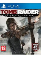Tomb Raider Definitive Edition... on PS4