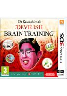 Dr Kawashimas Devilish Brain Training Can you stay Focused?... on Nintendo 3DS