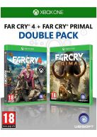 Far Cry Primal + Far Cry 4... on Xbox One