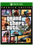Grand Theft Auto V (GTA 5): Premium Edition... on Xbox One