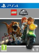 Lego Jurassic World... on PS4