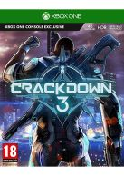 Crackdown 3 + Artcards... on Xbox One