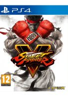 Street Fighter V... on PS4