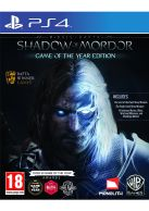 Middle Earth: Shadow of Mordor Game of the Year Edition... on PS4