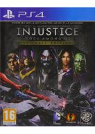 Injustice Gods Among Us -Ultimate Edition... on PS4