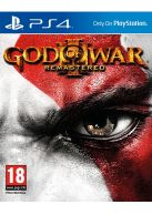 God of War (3) III Remastered... on PS4
