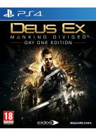 Deus Ex Mankind Divided... on PS4