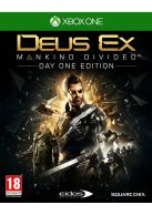 Deus Ex Mankind Divided... on Xbox One