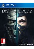 Dishonored 2... on PS4