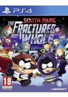 South Park The Fractured But Whole... on PS4