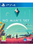 No Man's Sky... on PS4
