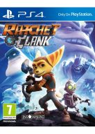 Ratchet and Clank... on PS4