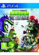 Plants Vs Zombies Garden Warfare... on PS4