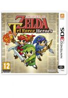 The Legend Of Zelda Tri Force Heroes... on Nintendo 3DS